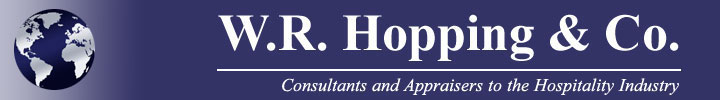 Hotel Consultants & Hospitality Industry Appraisers